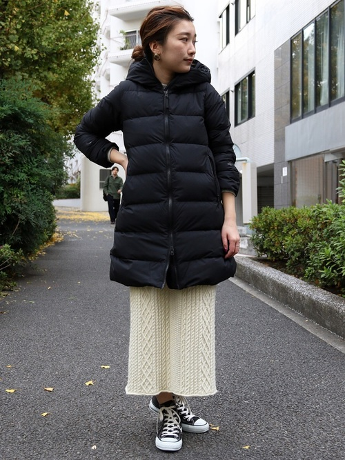 [FREAK'S STORE] 【WEB限定】THE NORTH FACE/ザ ノースフェイス Wind Stopper Down Shell Coat/ウィンドストッパー ダウンシェルコート