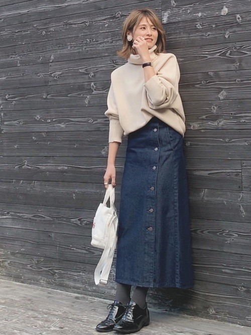 yunさんのGUスカート