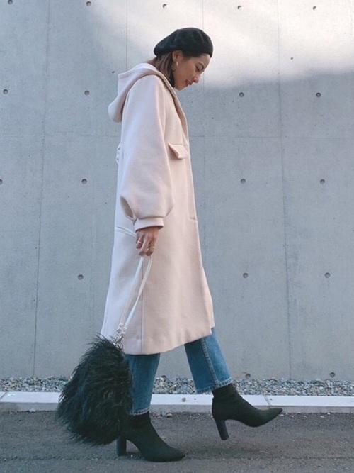 Hubby longコート