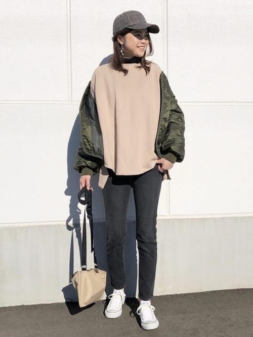 H&M デニムパンツ