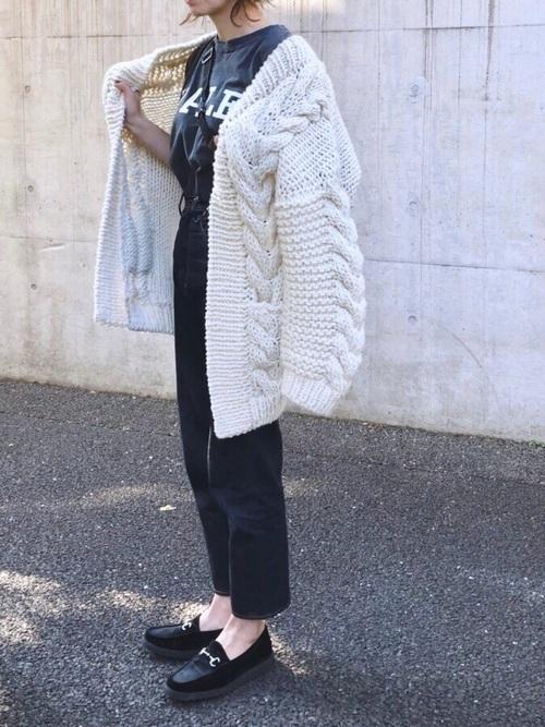 おしゃれ女子のシンプルファッション【2019春夏】1