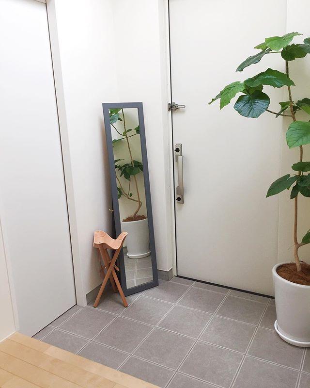 玄関 鏡 風水3