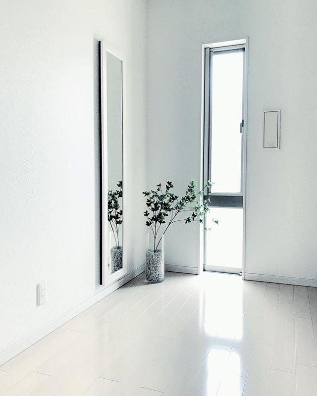 玄関 鏡 風水26