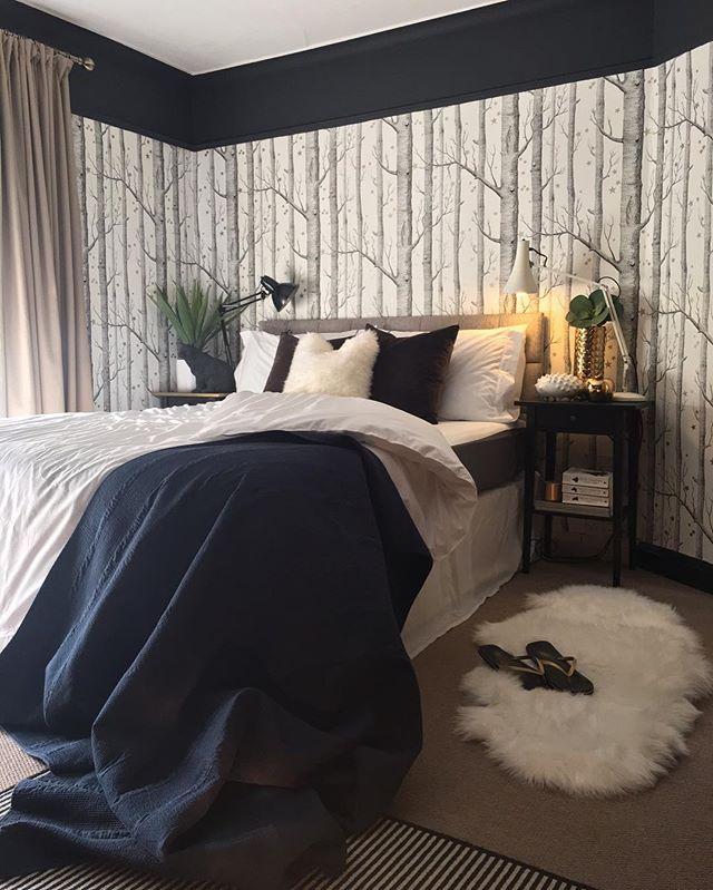 寝室 壁紙 アウトドア