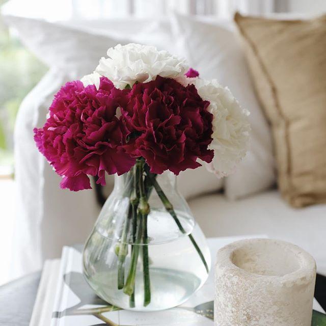 ゴシックインテリア 花