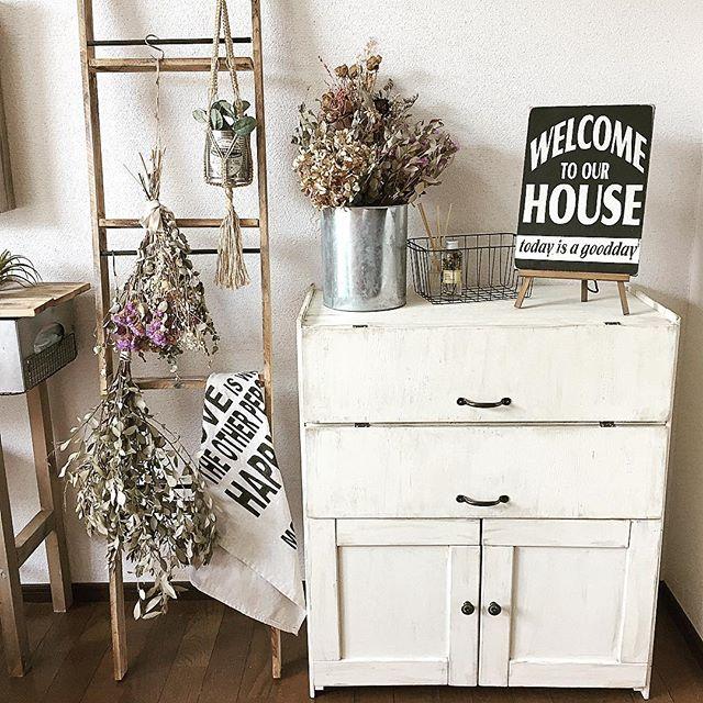 家具DIY シューズボックス