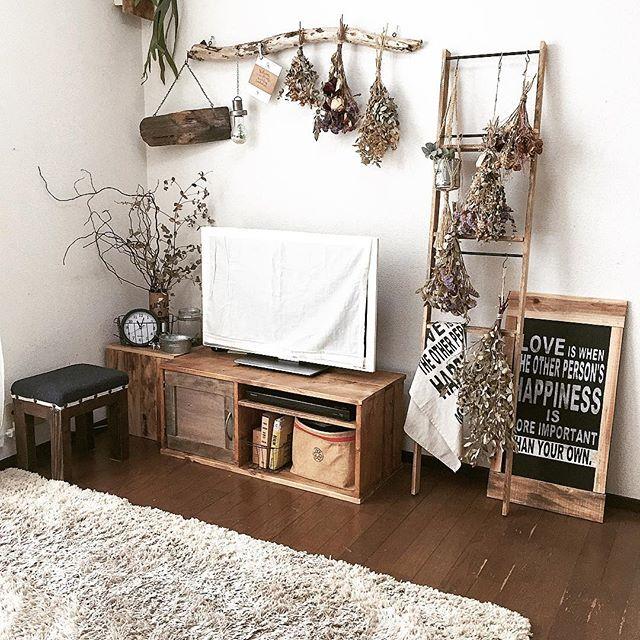 家具DIY テレビボード