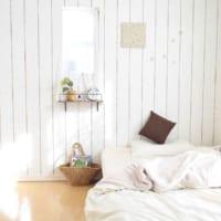 一日の疲れを癒す空間作り☆お洒落さんのベッドルームインテリア