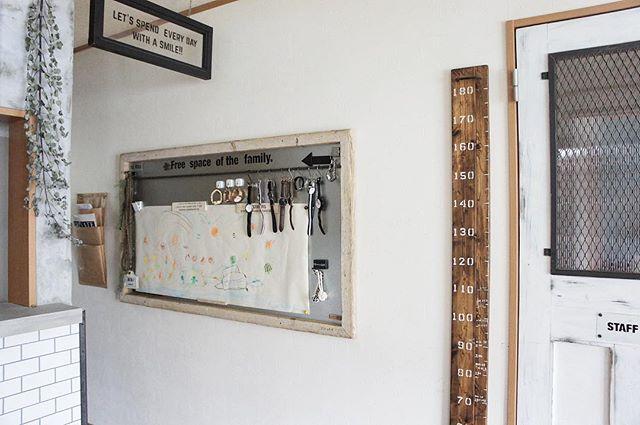 壁面収納 マグネットボード2