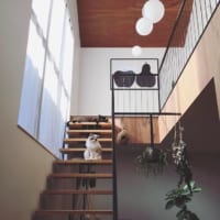 インテリアの一部に☆《階段ディスプレイ》で毎日楽しくなるようなお家作りをしよう!