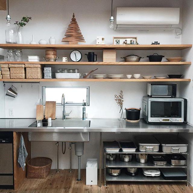 広々としたキッチン2