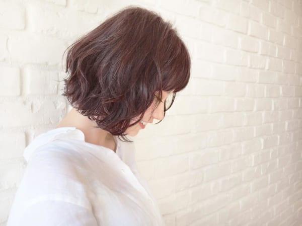【2019】流行のピンク系ヘアカラー