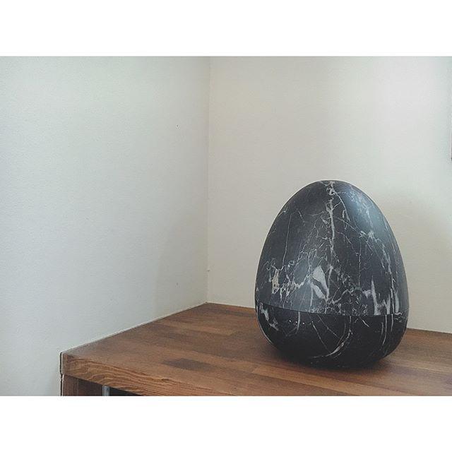 卵型の加湿器