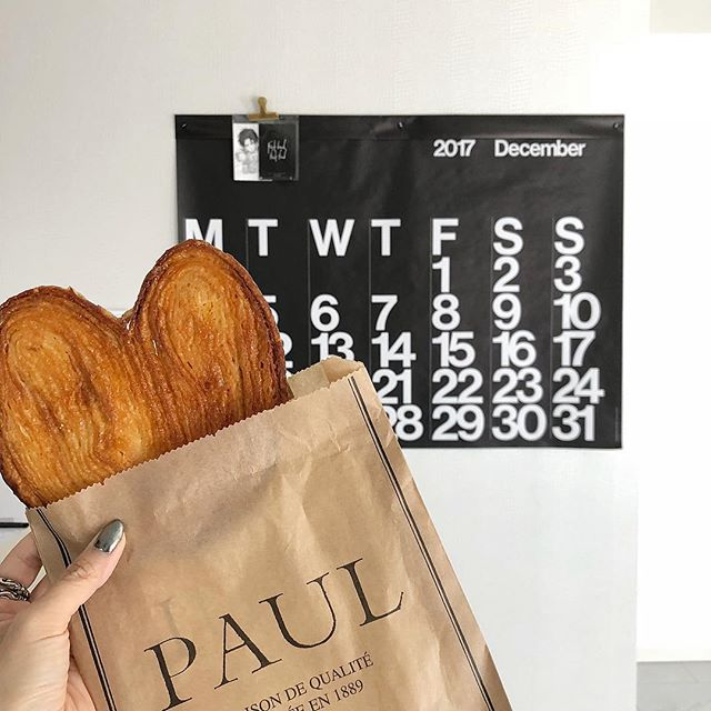 PAULのデニッシュ