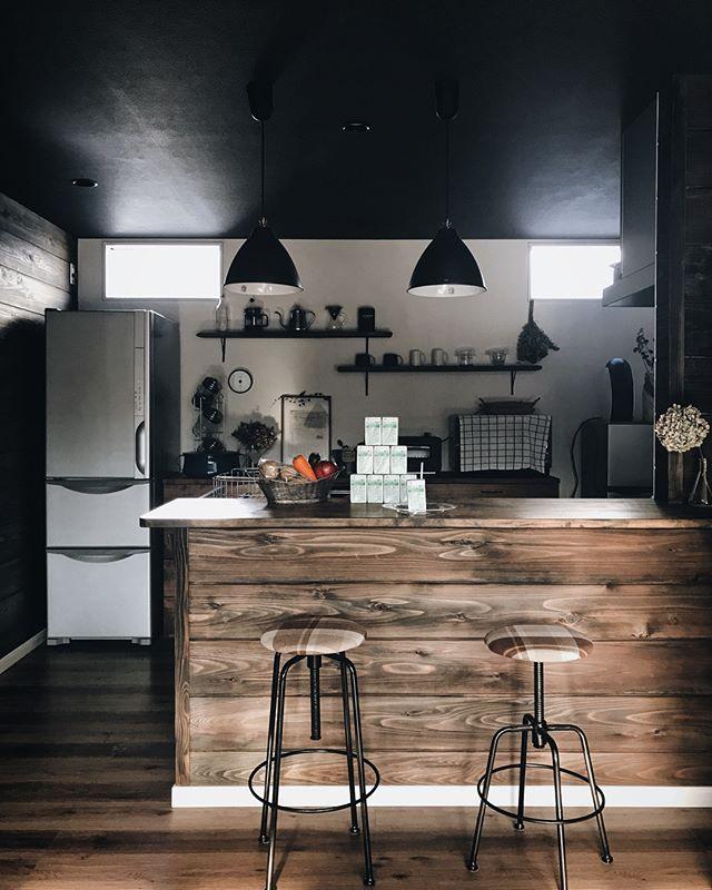 対面式キッチン3