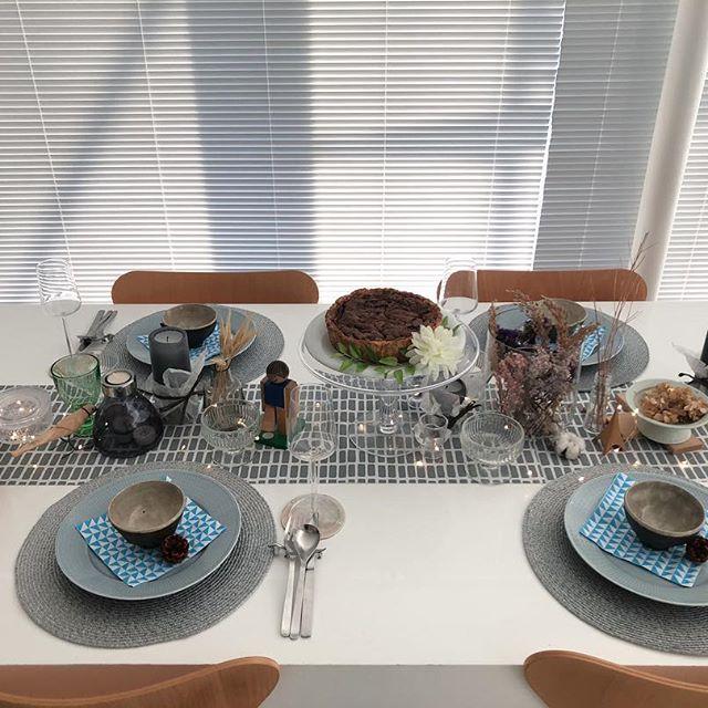 テーブルランナー4