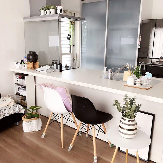 対面式キッチン8