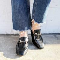 ローファー×靴下コーデが素敵☆春におすすめのローファーコーデをご紹介