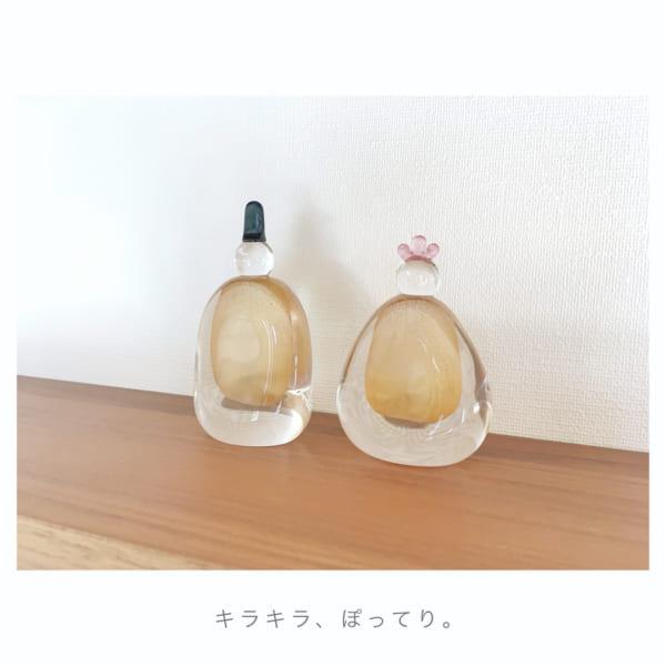 硝子屋 PRATO PINO 雛人形