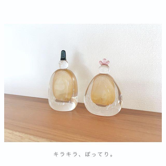 ひな人形ディスプレイ ガラス製