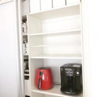 いろいろ使えて便利♪【突っ張り棒】を利用したキッチン収納をご紹介!