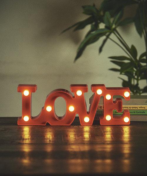[TONE] LOVE ライト/デコレーションライト
