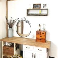 毎日のきれいを作る場所!おしゃれで使いやすいドレッサーをご紹介
