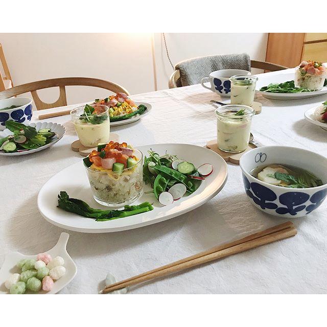 ひな祭り 料理3
