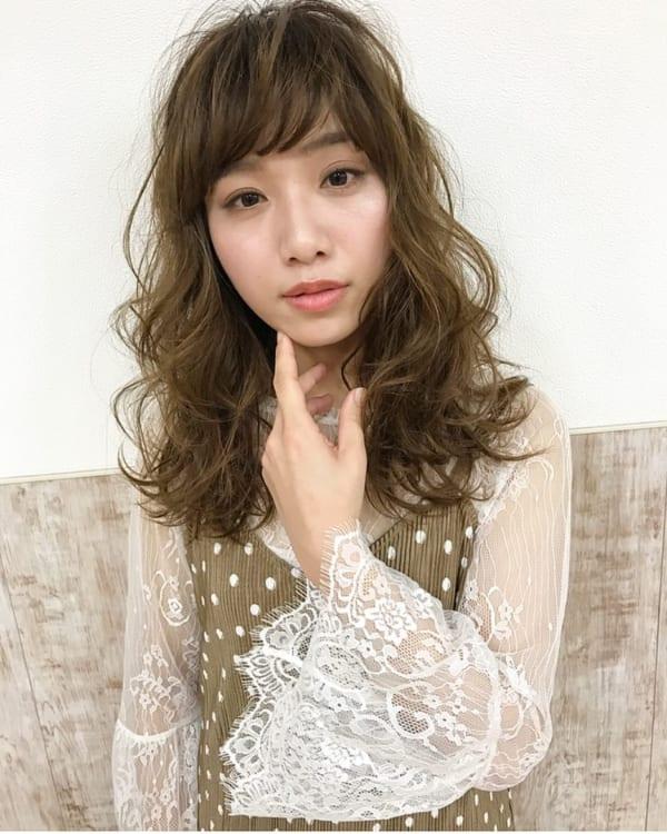 似合う髪型がわからない方におすすめのスタイル【丸顔編】5