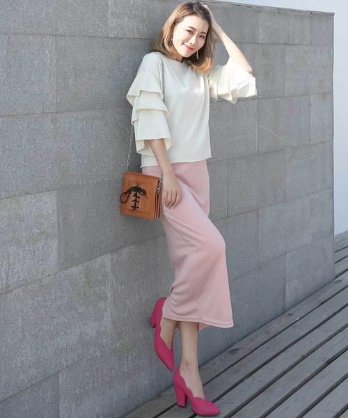 [Futierland&SASA] 3type選べるタイトスカート