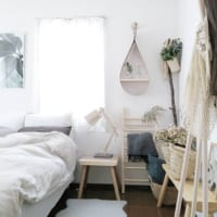 就寝前のリラックスタイム☆落ち着く「寝室」はこう作る!