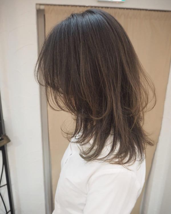ぽっちゃりさんが似合う髪型⑥30代におすすめ3