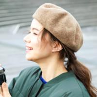 ベレー帽の素敵なかぶり方は?春の大人おしゃれなベレー帽コーデ50選