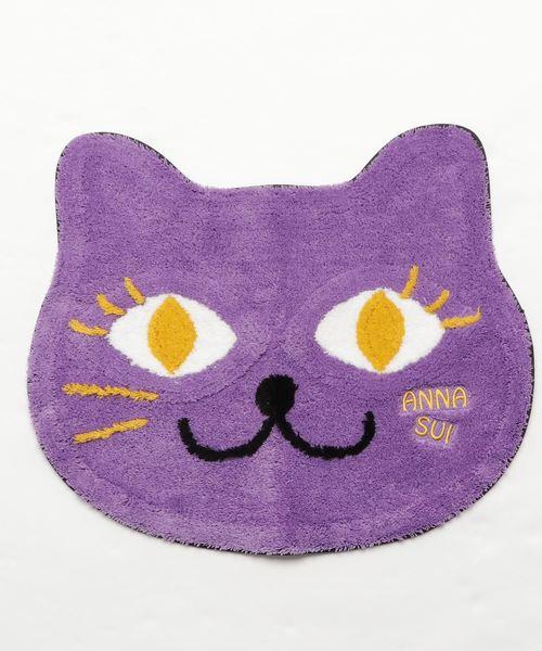 アナスイのキュートな猫マット
