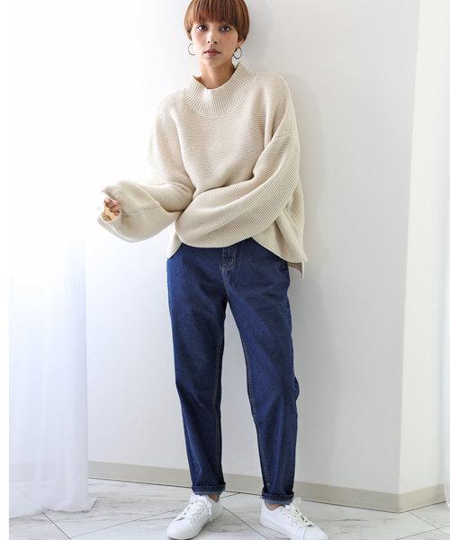 [Classical Elf] ゆるっと穿くバルーンパンツ