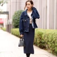 【2019春コーデ】ニットスカートのカラー別最新コーデをご紹介