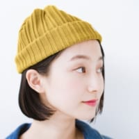ニット帽の可愛いかぶり方をマスターしよう!髪型別ニット帽コーデまとめ
