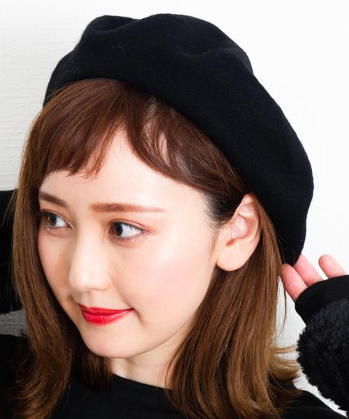 [GGD] GGD SELECT / ウールベレー帽
