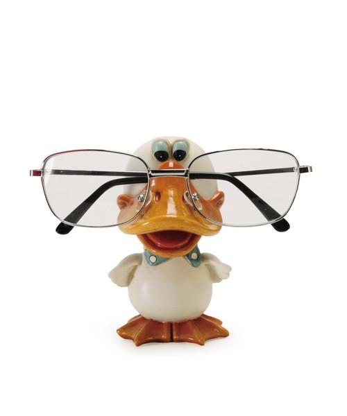 可愛いダックの眼鏡ホルダー