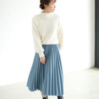 今買ったら春まで使えるスカート15選♡ふんわりレディスタイルで春を先取り!