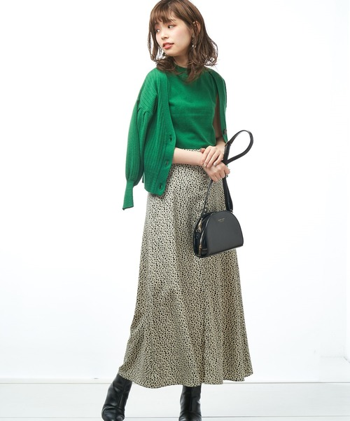 [natural couture] ニットアンサンブル