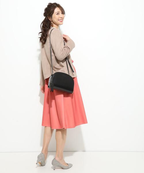 [ViS] リバーシブルギャザースカート