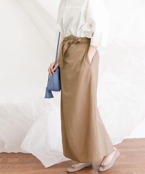 [KBF] 2way変形ラップスカート2