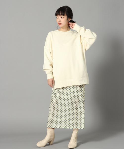 コモンガラスリットIラインスカート