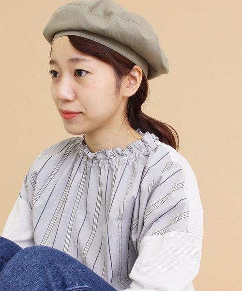 [PAR ICI] ベルトベレー帽