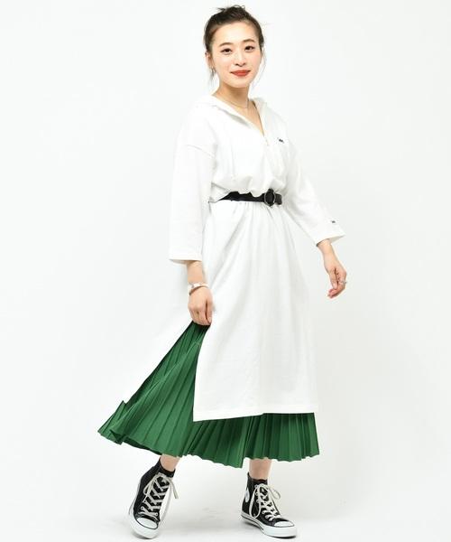 NEWニットプリーツスカート