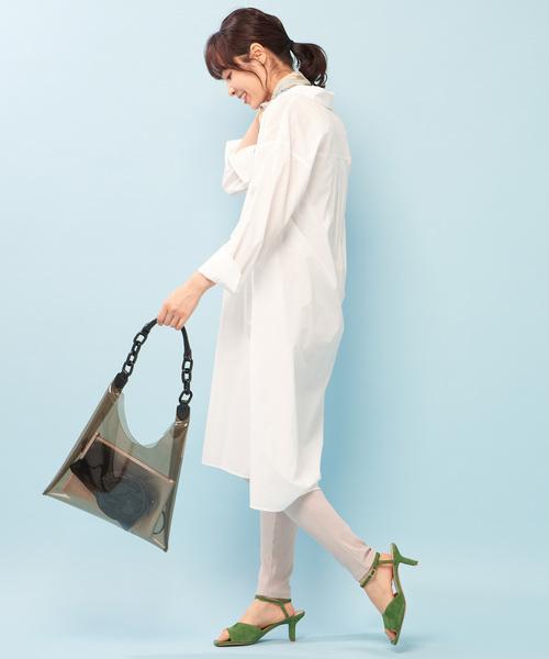 [COLLAGE GALLARDAGALANTE] 【Kiara】PVCトートバッグ