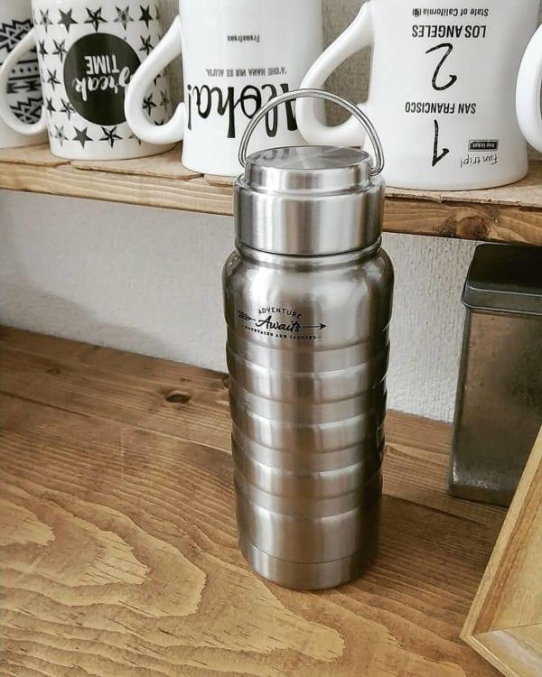 ステンレスニトリ ボトルTAF&ステンレスマグ2