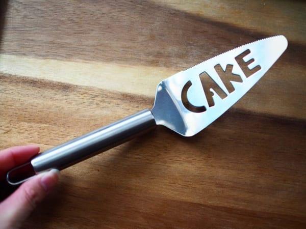 ケーキサーバー