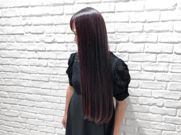 【2019】流行のピンク系ヘアカラー34
